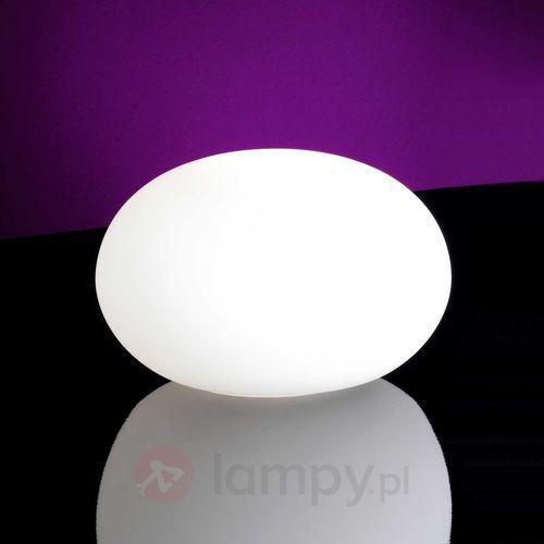 Oświetlenie honsel Honsel ega lampa stołowa biały, 1-punktowy (4001133942416) - OKAZJE