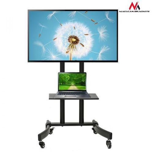 profesjonalny stand wózek do telewizora na kółkach mc-739 max 40kg max 32-65'' marki Maclean