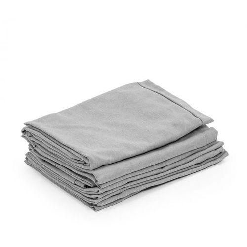 Blumfeldt Titania Dining Set, Pokrowce tapicerskie, 10 części, 100% poliester, jasnoszary (4060656151477)