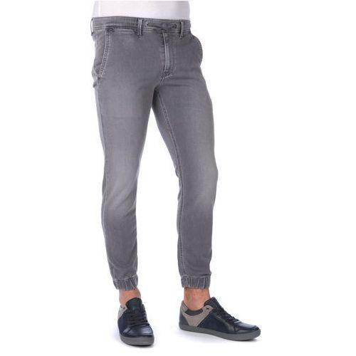 jeansy męskie slack 34/32 szary, Pepe jeans