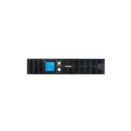 Zasilacz UPS Cyber Power 1000VA/700W 2U, PR1000ELCDRT2U