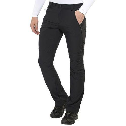 Salewa PUEZ TERMINAL Spodnie materiałowe black (4053865450813)