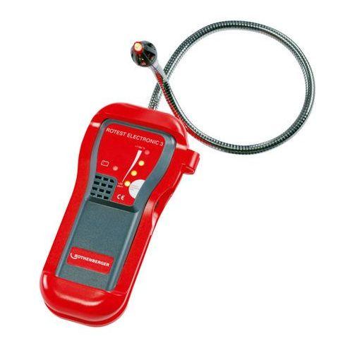 Wykrywacz gazu rotest® electronic 3 marki Rothenberger