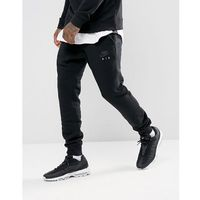 air joggers in black 861626-010 - black marki Nike
