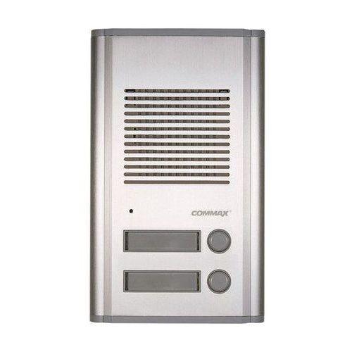 DR-201AG/RFID Stacja bramowa 2-abonentowa z czytnikiem kart i breloków Commax, DR-201AG/RFID