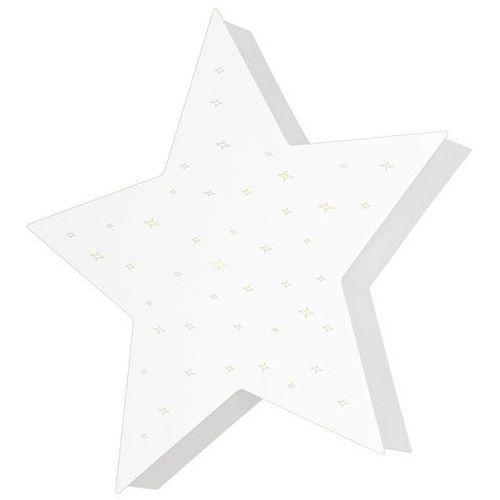 Aldex Plafon lampa oprawa sufitowa montu gwiazda w gwiazdy 2x25w e14 biała 835pl/h >>> rabatujemy do 20% każde zamówienie!!!