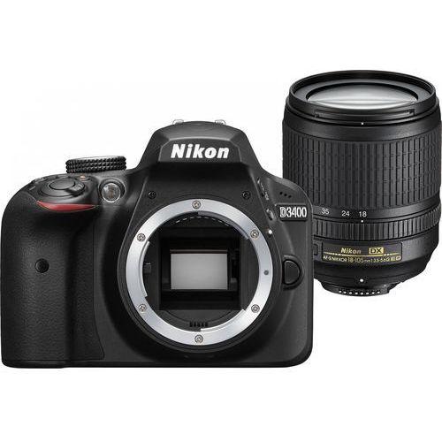 OKAZJA - Nikon D3400