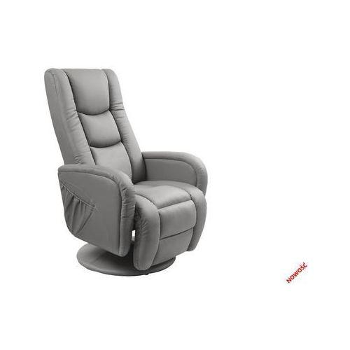 Fotel HALMAR PULSAR recliner z funkcją masażu i podgrzewania, BEZPŁATNA DOSTAWA