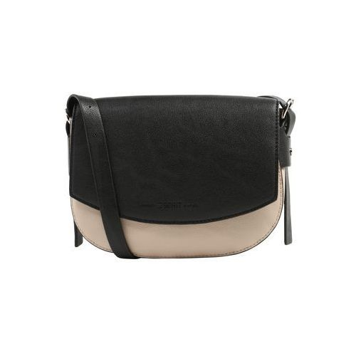 Esprit torba na ramię ciemnoszary / czarny (4062099982694)