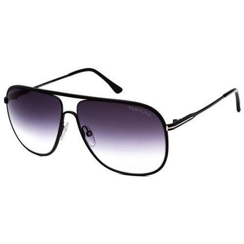 Okulary słoneczne ft0451 dominic 02b marki Tom ford