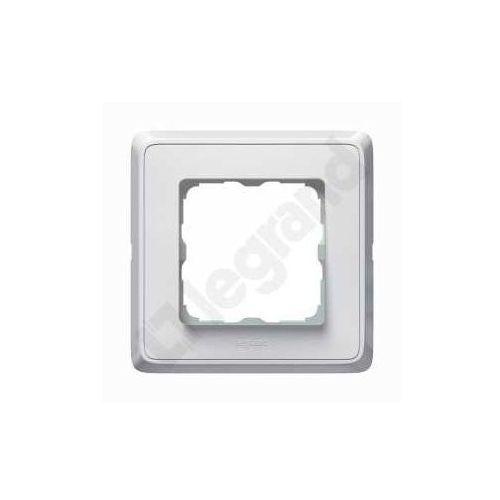 Legrand cariva ramka pojedyńcza biała 773651
