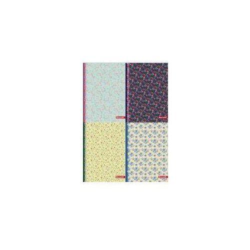 Dan-mark Zeszyt a5, 60 kartek w kratkę 1082 petit flowers (10 sztuk)