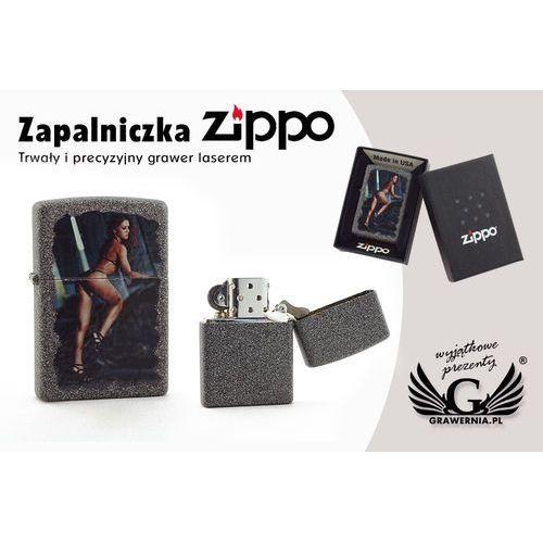Zippo Zapalniczka lady rider