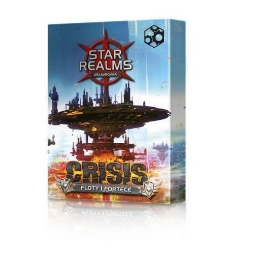 Star realms: crisis floty i fortece gfp marki Games factory publishing