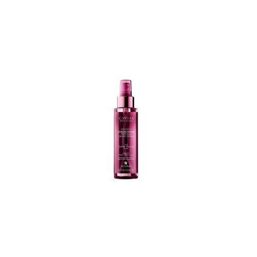 caviar infinite color hold topcoat shine spray, spray nabłyszczający do włosów farbowanych, 125ml marki Alterna