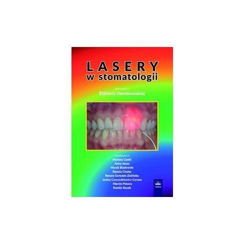 Lasery w stomatologii Nowość (9788375632033)