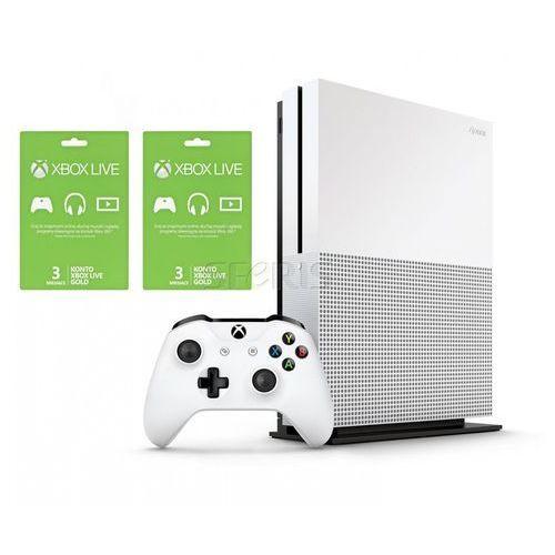 Konsola Microsoft Xbox One S 2TB. Najniższe ceny, najlepsze promocje w sklepach, opinie.
