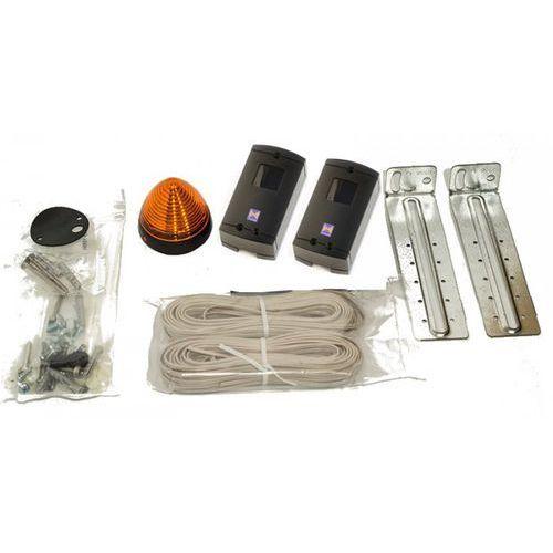 Zestaw SK do napędu RotaMatic / Portronic (lampa LED SLK 0,5 W / 24 V + fotokomórki EL301 + dławiki)