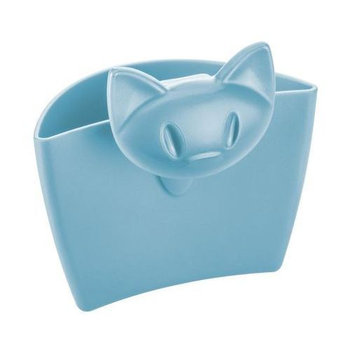 Pojemnik wielofunkcyjny na kubek mimmi pastelowy błękit marki Koziol