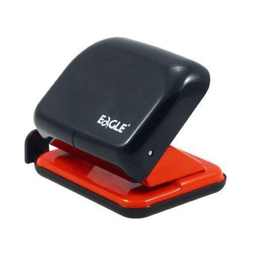 Dziurkacz  in touch p5142 czarno-pomarańczowy, marki Eagle