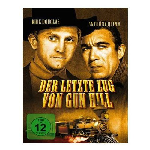 Ostatni Pociąg Z Gun Hill [DVD] (4010884527605)