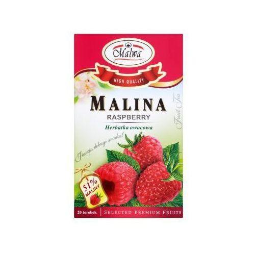 Herbata owocowa Malina EX'20 Malwa (5902781000130)