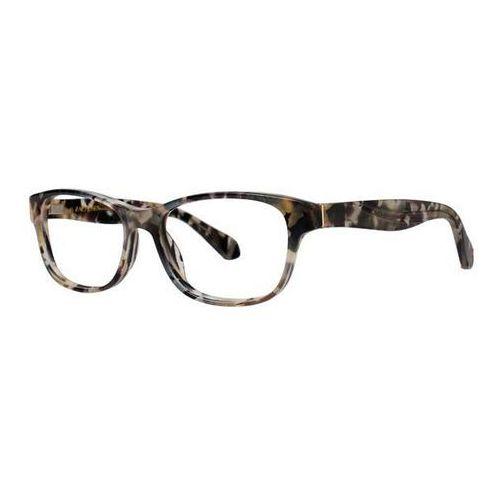 Zac posen Okulary korekcyjne annabella gr/to