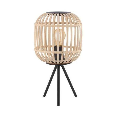 Eglo 43218 - Lampa stołowa BORDESLEY 1xE27/28W/230V (9002759432188)