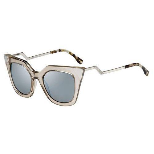 Okulary Słoneczne Fendi FF 0060/S IRIDIA MSQ/3U