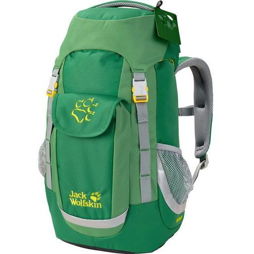 Jack wolfskin kids explorer plecak podróżny leaf green (4055001398003)