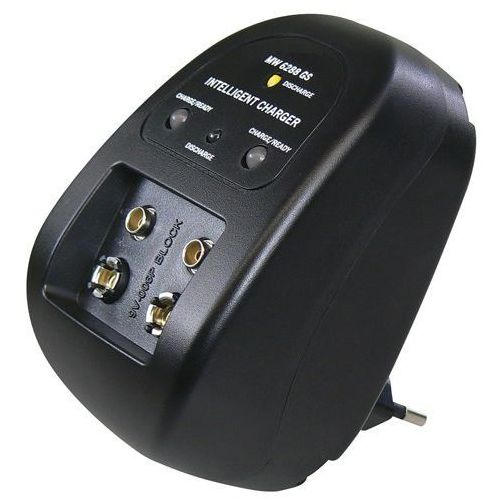 ładowarka 6288 do akumulatorków 9V (ładowarka do akumulatorków)