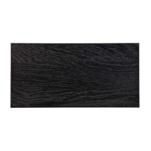 Woood próbka drewno dębowego czarna noc 10x25cm - woood 359952-bn