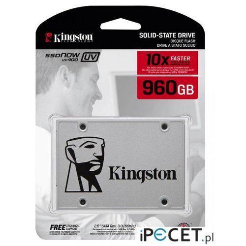 "Dysk SSD Kingston SSDNow UV400 960GB 2.5"" SATA3 (540/500) 7mm, SUV400S37/960G"