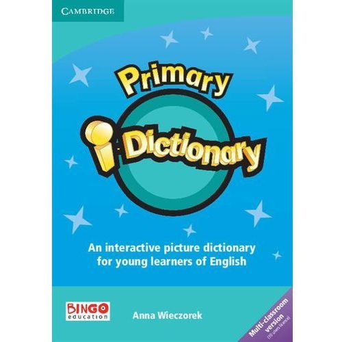 Primary i-Dictionary Level 1 CD-ROM (Up to 10 classrooms)