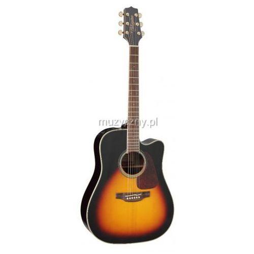 gn71ce-bsb gitara elektroakustyczna sunburst marki Takamine