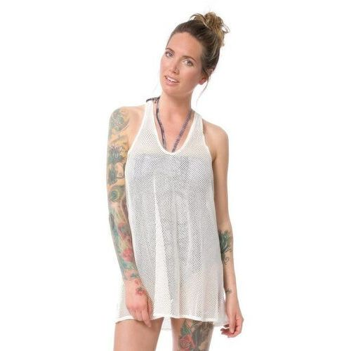 koszulka NIKITA - Saltwater Cover Up Vanilla Ice (VAN) rozmiar: L