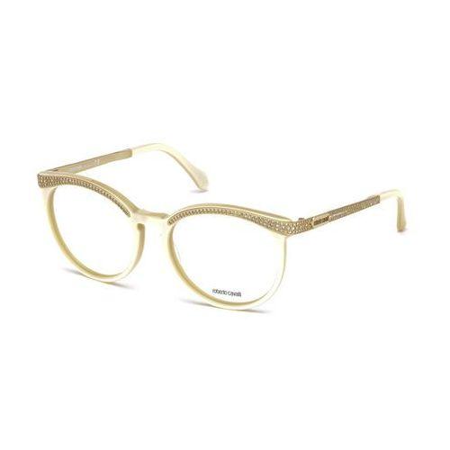 Okulary korekcyjne rc 0965 sham 025 marki Roberto cavalli
