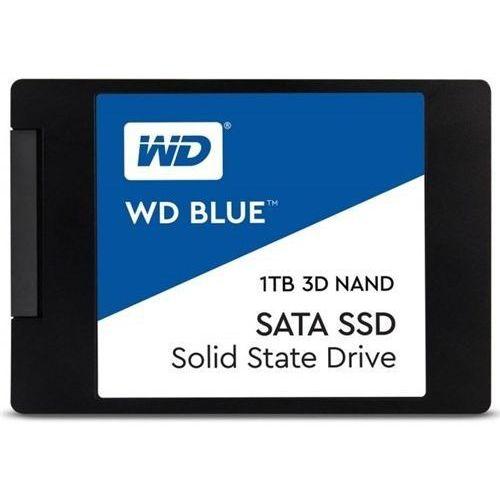 """Dysk SSD 1 TB WD Blue WDS100T2B0A 2.5"""" SATA III"""