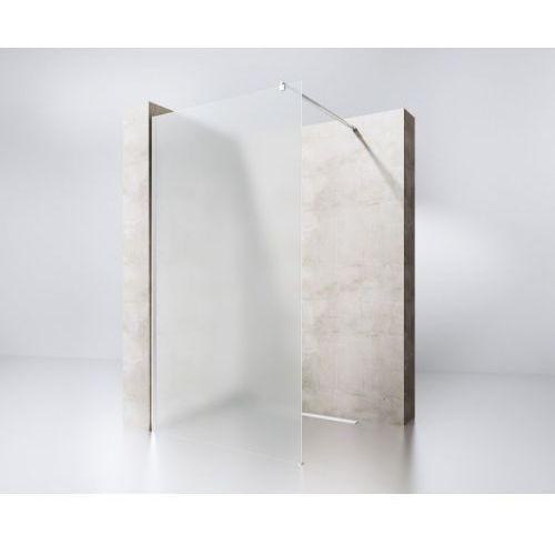 Ścianka Prysznicowa Walk-In W9 100cm-140cm MROŻONA 8mm, WI/B/VM