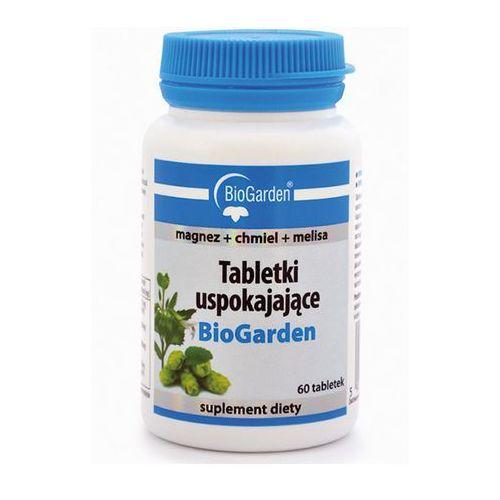 Tabletki BioGarden Tabletki uspokajające 60 tabl.