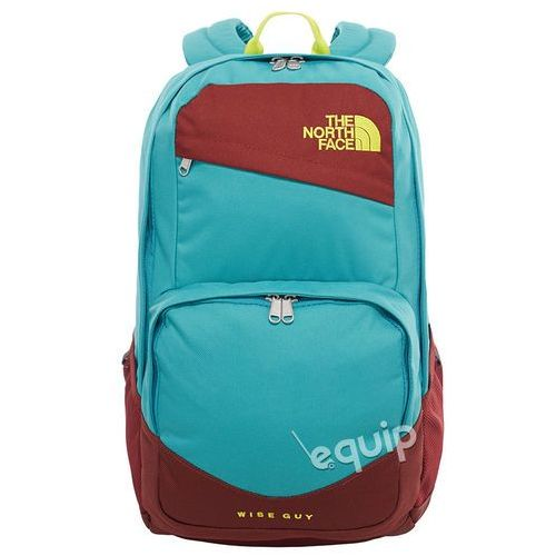 Plecak The North Face Wise Guy - Brine Green/Sulphur Spring Green - produkt z kategorii- Pozostałe plecaki