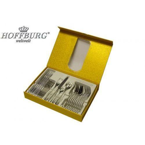 Sztućce toronto 24 ele [satyna] [hb-2451] marki Hoffburg