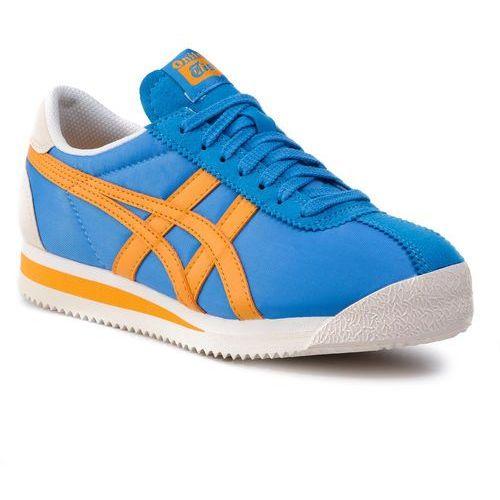 Asics Sneakersy - onitsuka tiger tiger corsair 1183a352 azul blue/citrus 400
