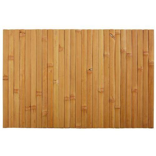 Podkładka na stół 450x330 mm, brązowa | , bambus marki Aps