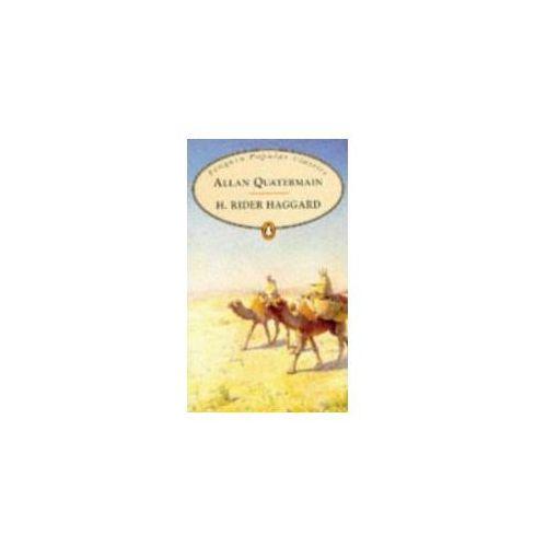 Penguin Classics Allan Quatermain / Haggard