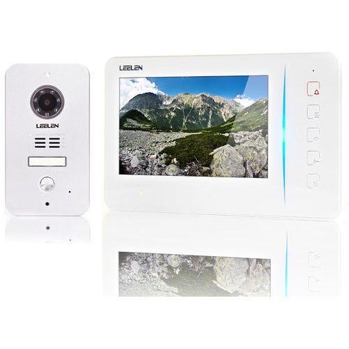 Wideodomofon Leelen 7cali N60/No15p/DIN