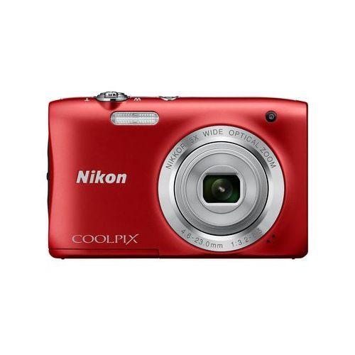 Coolpix S2900 marki Nikon - aparat cyfrowy