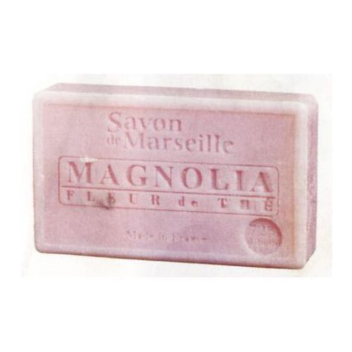 Mydło naturalne roślinne - magnolia i kwiaty herbaty 100 g marki Stara mydlarnia