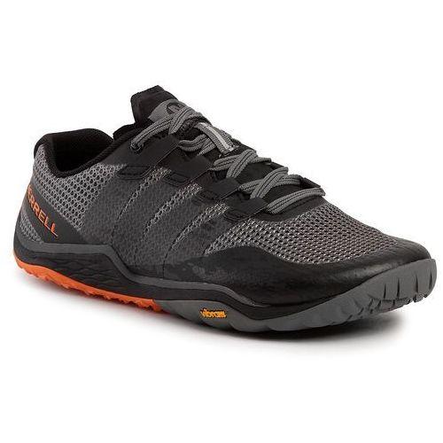 Buty MERRELL - Trail Glove 5 J62283 Castlerock, kolor czarny