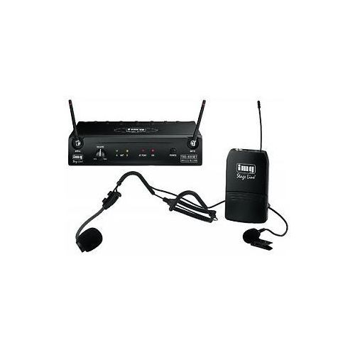 IMG Stage Line TXS-831SET, bezprzewodowy zestaw mikrofonowy